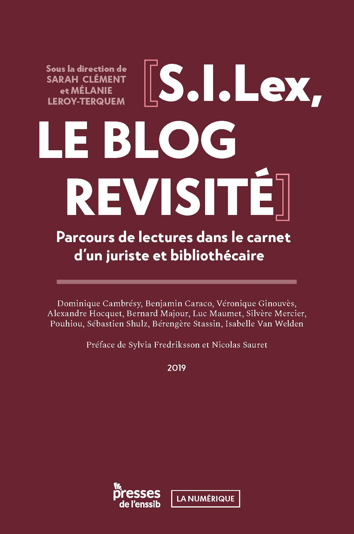 S.I.Lex, le blog revisité