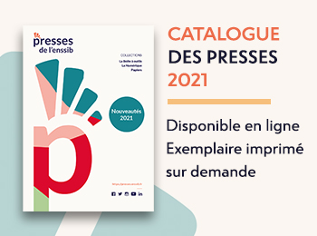 Catalogue des Presses 2021
